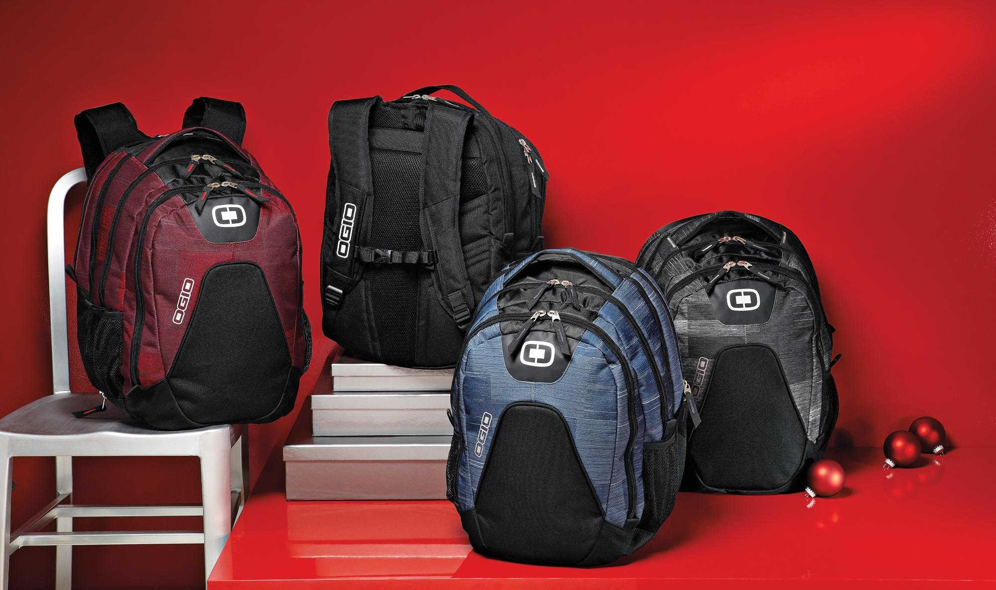 "Melissa's Apparel Company – OGIO® Juggernaut 17"" Laptop Backpack"